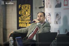Victor Quijano, habló sobre la Imagen en las organizaciones en el Congreso de Imagen, el pasado 6 de marzo de 2014, en la FES Acatlán.
