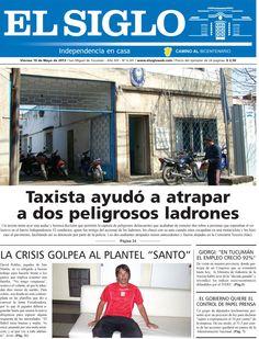 Diario El Siglo - Viernes 10 de Mayo de 2013