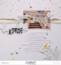 "Layout ""Kindi"" - Pinkfresh Studio Felicity - von Ulrike Dold"
