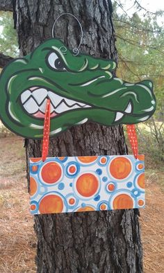 @Alicia Ingram cute if we had a request for Gators.... something like this!!