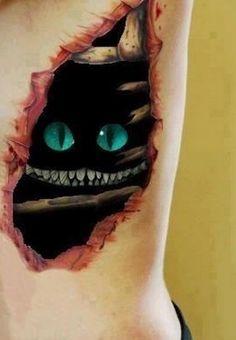 25 tatuagens 3D que vão fundir o seu cérebro - Mega Curioso - Alice