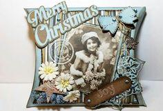 dutch Doobadoo Card Art Pillow Box