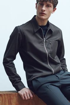 """15ae8a97f8f0 Diane Russo A Summer Weight Bomber Jacket Defines a New Label - and Its  Owner """"I wanted a uniform that I could wear all the time"""