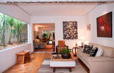 ¿Cómo ubicar plantas en la sala? ~ Diseño y Decoración del Hogar Design and Decoration