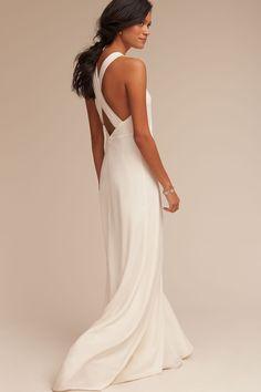 Nadine Dress from @BHLDN