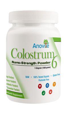 Colostrum 6 Powder 1 Kilogram