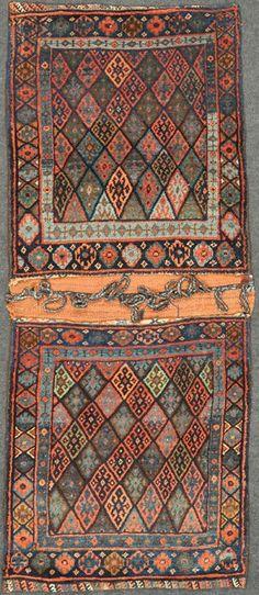 Antique Kurdish jaff bag