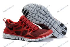 Nike Free 3.0 V3 Red Black Mens cheer shoes sneakers online Regular Price: $148.00 Special Price $84.69 Free Shipping with DHL or EMS(about 5-9 days to be your door).  Buy Shoes Get Socks Free.