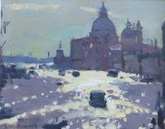 Venice - Ken Howard RA