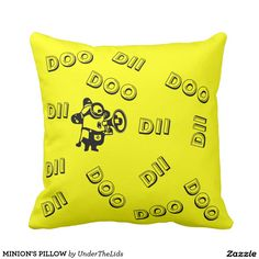 MINION'S PILLOW