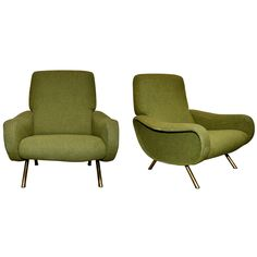 Armchairs by Marco Zanuso