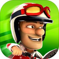 Joe Danger Infinity by Hello Games