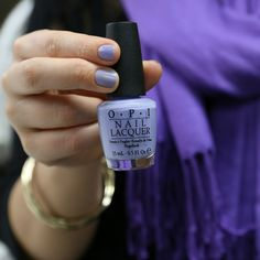 """#OPIEuroCentrale shade """"You're Such A BudaPest"""" gone matte! #OPIMatteTC"""