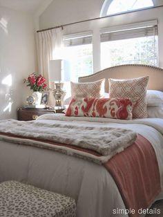 Simple Details: one room challenge ~ a craigslist bedroom reveal