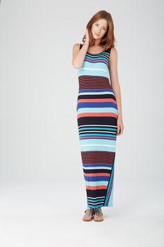 Aquatic dress #tribalsportswear #tribalfashions #spring2015 #fashion #style #springtrends #spring2015trends #sunsetglam