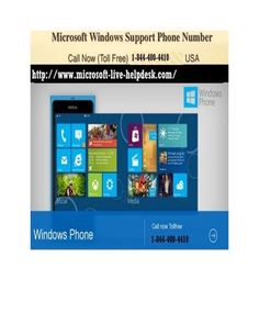 26 Best Microsoft Window Support Phone Number 1-844-400-4410 images