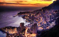 Monaco By Night.