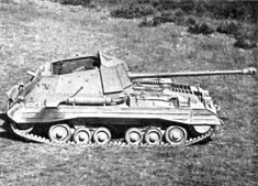 A British Archer tank destroyer.