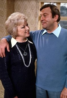 Terry and June - sitcom British Tv Comedies, British Comedy, Stage Play, Comedy Tv, Vintage Tv, Me Tv, Childhood Memories, Pop Culture, Tv Series