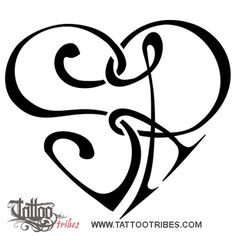 TATTOO TRIBES - Shape your dreams, Tattoos and their meaning - heart, heartigram