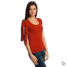 Paper faces kadın tişört, kiremit rengi, püsküllü ürünü, özellikleri ve en uygun fiyatları n11.com'da! Paper faces kadın tişört, kiremit rengi, püsküllü, t-shirt kategorisinde! 18176679