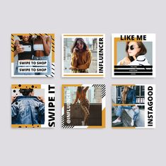 Perfect for those who wish to stand out and share their beautiful moments through a branded social feed. Instagram Design, Instagram Grid, Instagram Story, Instagram Layouts, Instagram Templates, Social Media Branding, Social Media Design, Social Media Marketing, Social Media Graphics