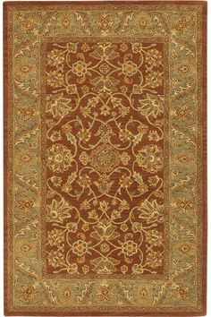 Patina Area Rug Wool Area Rug Floor Covering Homedecorators Com