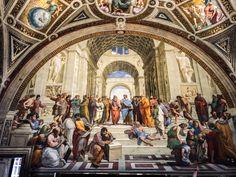 Pin by Mike Callicrate on ローマ Renaissance art Italian renaissance art Raphael paintings