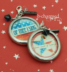 """""""Sweet Land of Liberty"""" now available at www.bcharmed.com"""