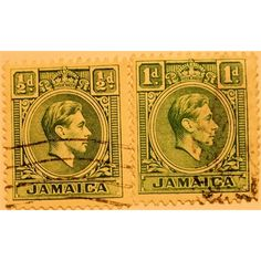 Jamaica, King George VI