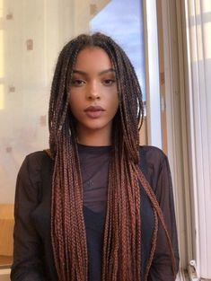 100 Best Braids Perfect For Beach Vacation Images In 2020 Box Braids Hairstyles Braided Hairstyles Hair Styles