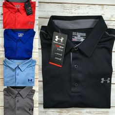 28 Fabulous Golf Hats Men Taylor Made Golf Polo Shirts, Under Armour Men, Mens Xl, Hats For Men, Mens Fitness, Button Up Shirts, Ua, Workout, Clothes