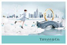 Tiffany & Co vous offre un Noel 2014 de Conte de fées