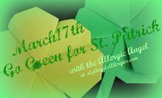 St. Patrick's Day - Let's Go Green!
