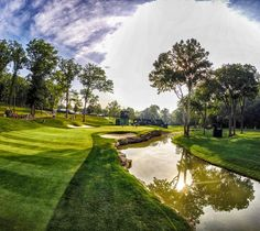 "Callaway Golf on Instagram: ""The 15th at Valhalla Golf Club at the 2014 PGA Championship . #TBT #GoProGolf #PGAChamp"""