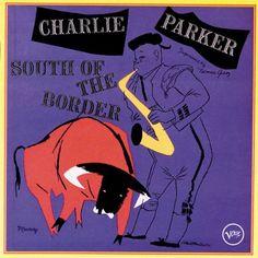 David Stone Martin - Charlie Parker