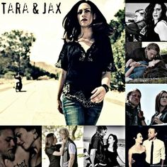 Tara & Jax - Sons of Anarchy #jaxandtara #soafx