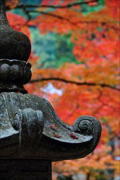 Buttsu-ji Temple, Hirooshima, Japan: photo by Meipapa
