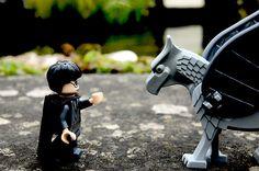 Harry Potter Legos...i want to build a harry potter world