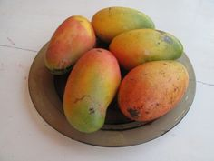 Manga is Malagasy for mango, the fruit or the tree.