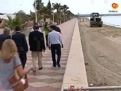 El proyecto para regenerar las playas de #Costacaba y El Toyo se licitará en breve - 05/03/2013