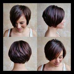 Pixie Bob Haircut With Bangs - The Best Haircut 2017 | WomanAdvise - WOMANADVISE.COM
