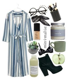"""my dad got mad at me for tweeting a fanfic i wrote about putin and trump lol"" by fantasmicphlash ❤ liked on Polyvore featuring Madewell, Davines, Rough Fusion, ASOS, La Perla, DKNY, NARS Cosmetics, canvas and Common Good"