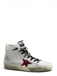 Golden Goose-sneakers francy ice nabuk/ciclamin-Golden Goose shoes shop online