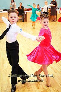 Child Ballroom dance