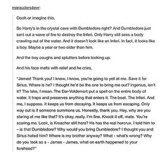 Damn...I'd read that story. Disagree with the part about Dumbledore though...it was made pretty clear that James and Lily, at least, trusted Dumbledore during the first war.