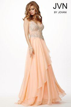 Orange Sleeveless Flowy Dress