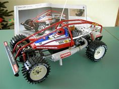 Had to sell the motorcycle, so I bought a Kyosho Vanning INTEGRA 4WD with the $$$.  #LetsGetWordy #earningamotorcy