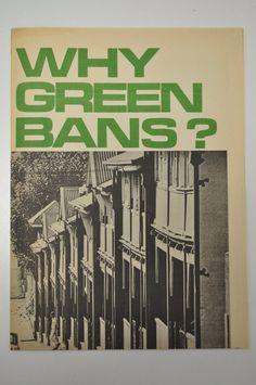 #greenbans #green #pamphlet #font