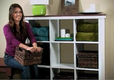 Ana White | Cubby Bookshelf - Large - DIY Projects